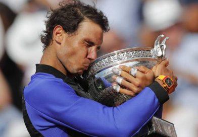Ranking de ganadores de Roland Garros