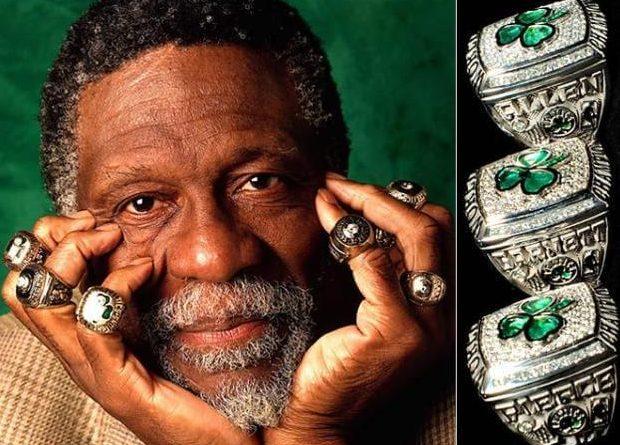 Ranking de jugadores con más anillos de la NBA