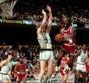 Jordan Celtics 1986