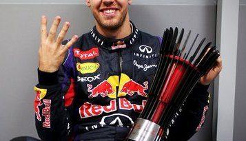 El piloto con más victorias consecutivas de Formula 1