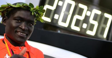 Dennis Kimetto el maratón más rápido