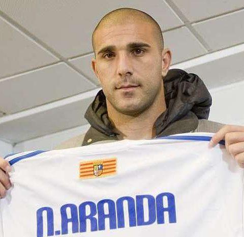 Aranda el jugador ha jugado en más equipos de la Liga