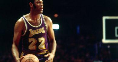 Elgin Baylor el máximo anotador en las finales de la NBA