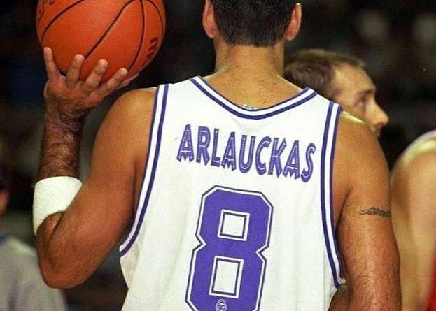 Joe Arlauckas