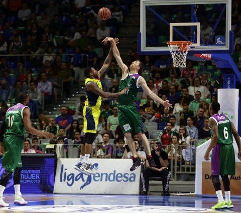 El record de tapones de la ACB
