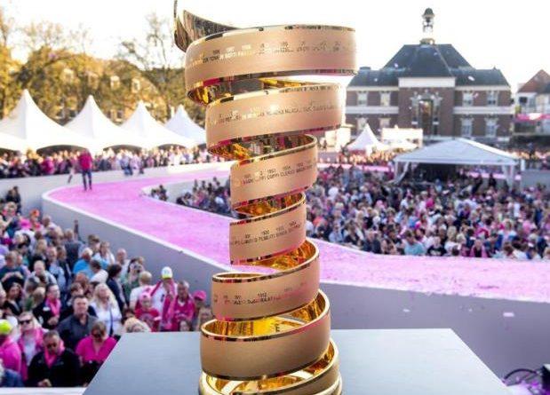 Los ciclistas que han ganado más veces el Giro