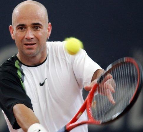 Andre Agassi el número 1 más viejo del tenis