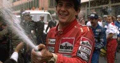 Ayrton Senna en Monaco