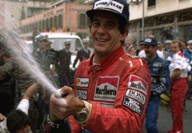 Ayrton Senna el auténtico Rey de Mónaco