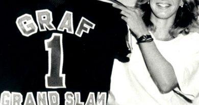 Steffi Graf la reina del Golden Slam
