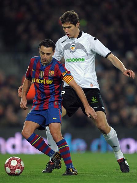 El futbolista más alto de la liga