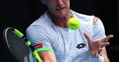 El saque más rápido de la historia del Tenis