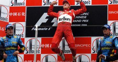 Mayor número de podios en una temporada de Formula 1
