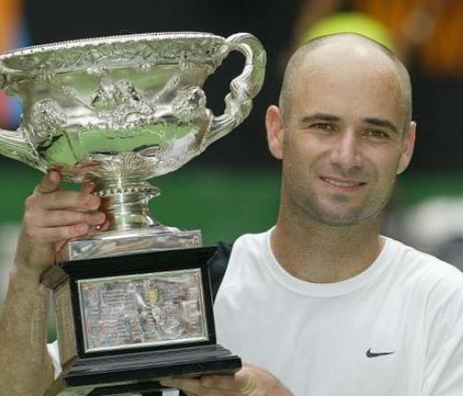 Agassi el número 1 más viejo del tenis