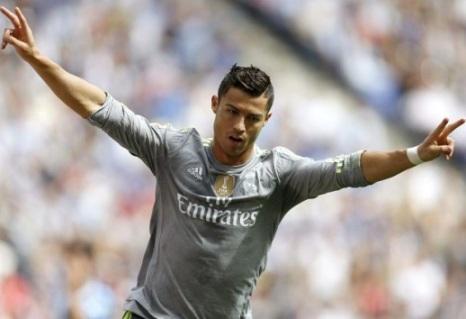 Cristiano Ronaldo más Goles Champions