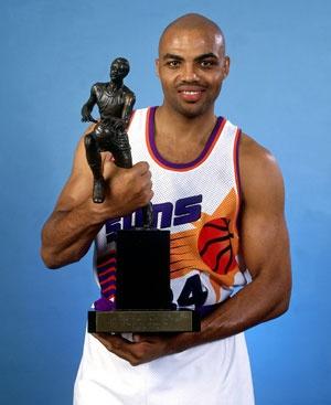 Charles Barkley MVP