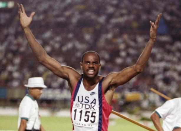 Record mundial de salto de longitud