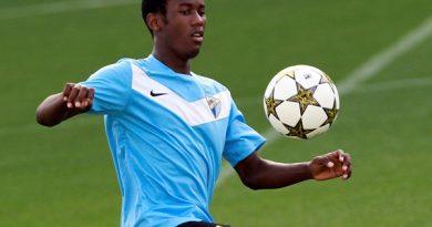 Olinga el goleador más joven de la liga
