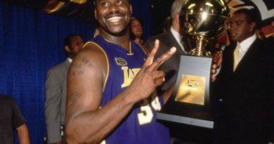 MVP de las finales de la NBA