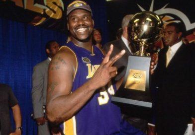 Los jugadores más veces MVP de las finales de la NBA