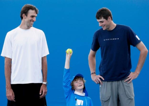 Los tenistas más altos de la historia
