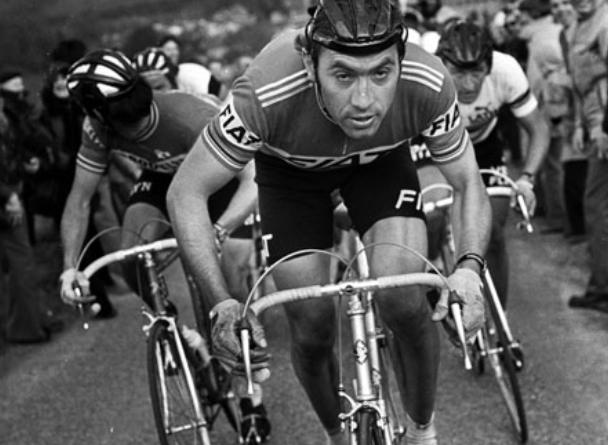 Merckx el ciclista con más victorias en el Tour