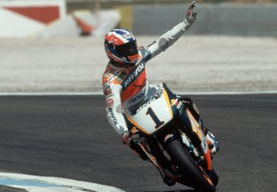 El piloto con más poles de 500 cc y Moto GP