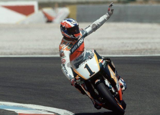 Mick Doohan el piloto con más poles de 500 cc y Moto GP