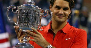 Roger Federer más Grand Slam