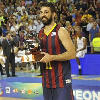 Juan Carlos Navarro MVP de las Finales de la ACB