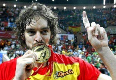 El jugador con más medallas del baloncesto español