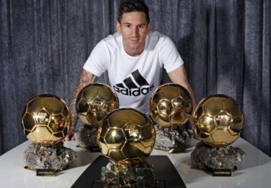 Ranking de ganadores del Balón de Oro
