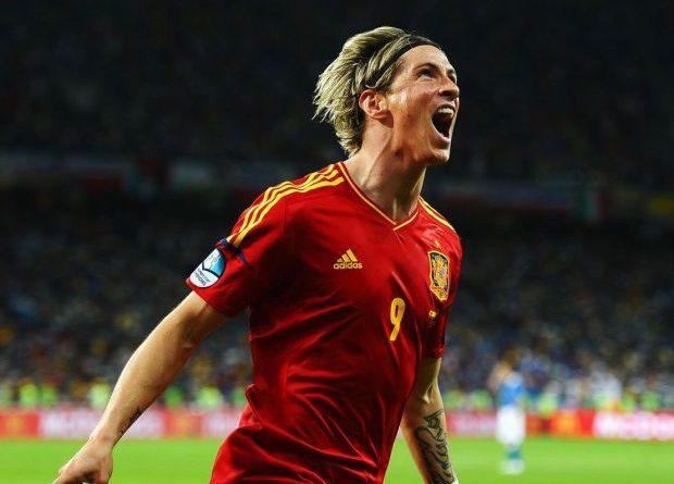 El máximo goleador español de la Eurocopa