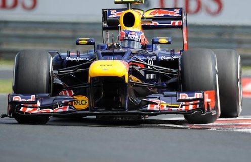 Mark Webber coche