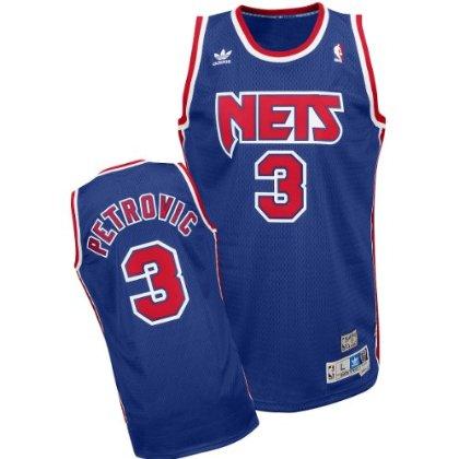 Drazen Petrovic Nets vistante