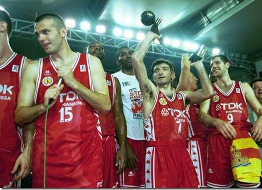 TDK Manresa Campeón