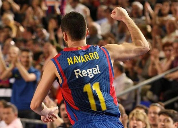 Juan Carlos Navarro 3 veces MVP de las Finales de la ACB