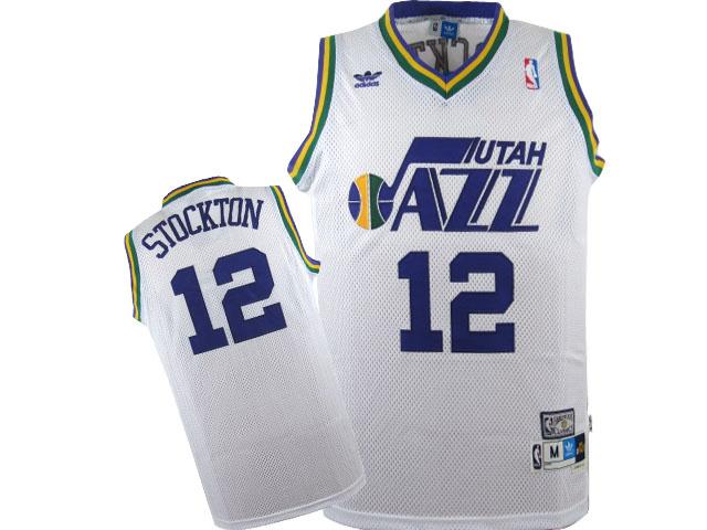 UTAH JAZZ 80's Stockton