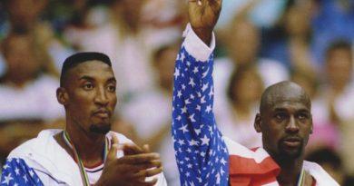 Campeones NBA y Olímpicos en el mismo año