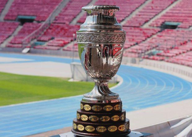 Ranking de selecciones con más Copas Americas
