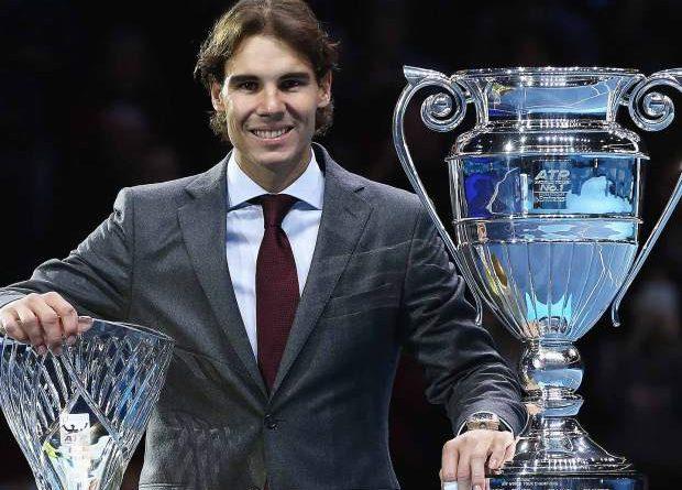 Ranking de ganadores del Premio a Mejor Jugador del año de la ATP