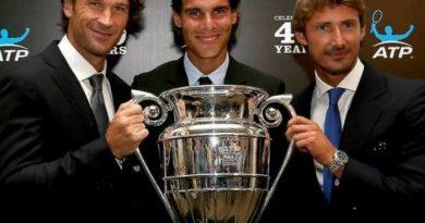 números 1 ATP del tenis español