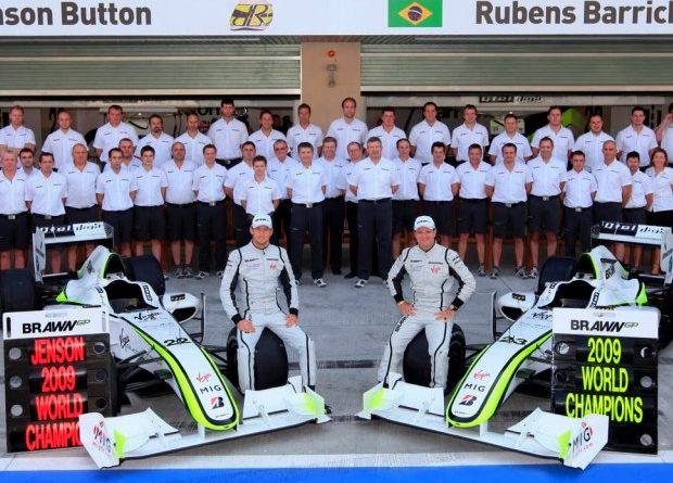 El mejor equipo de Formula 1