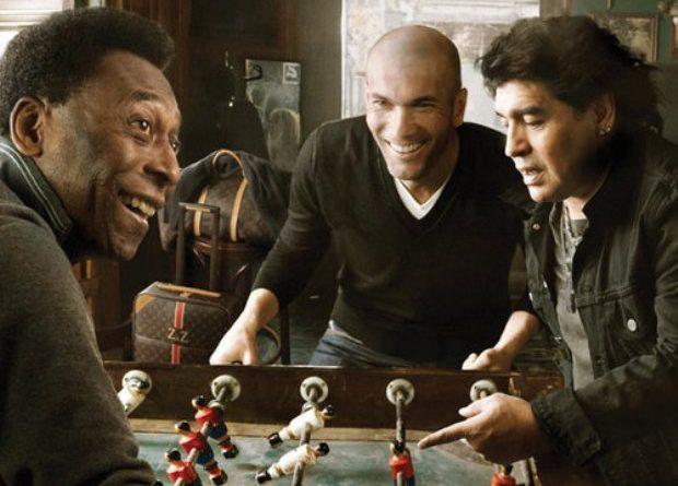 Los mejores jugadores de la historia del fútbol