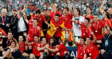 Ranking de selecciones con más Eurocopas