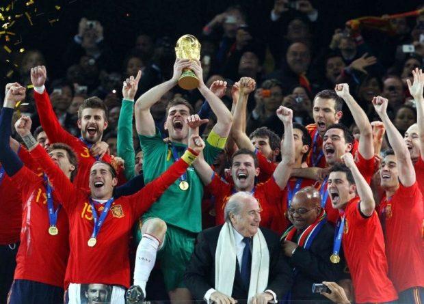 Los mejores jugadores españoles de fútbol