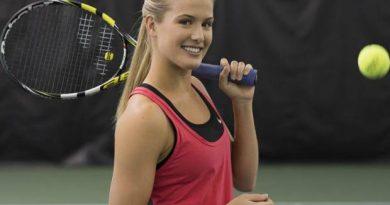 Las tenistas más guapas y atractivas