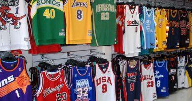 Las camisetas mas bonitas de la historia de la NBA
