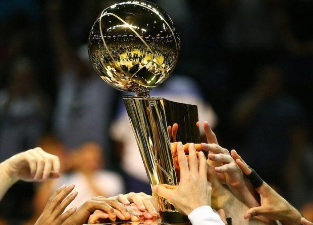 Ranking de equipos campeones de la NBA