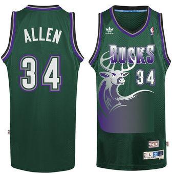 Ray Allen Bucks